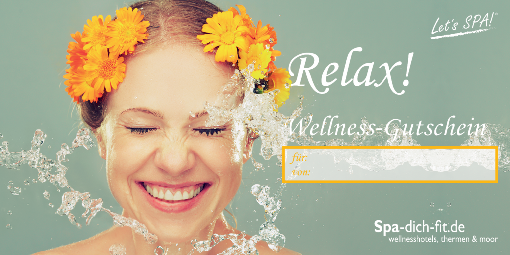 Excellent.org: Wellness gift voucher from spa-dich-fit