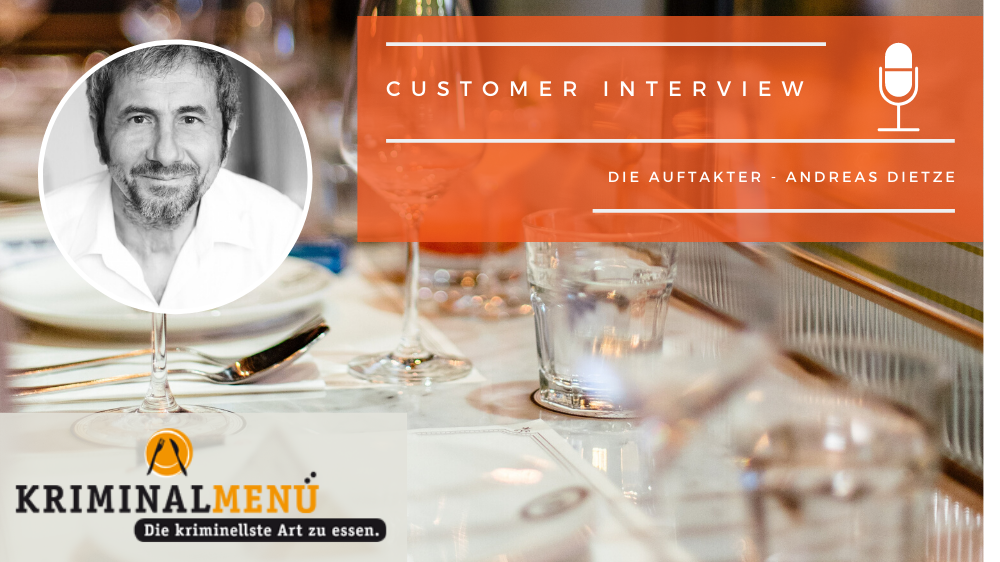 "Execellent.org: customer interview with andreas dietze from ""die Auftackter"""